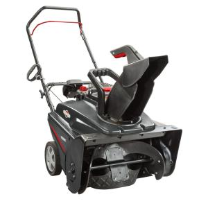 briggs stratton 22 in 208cc single stage electric start gas