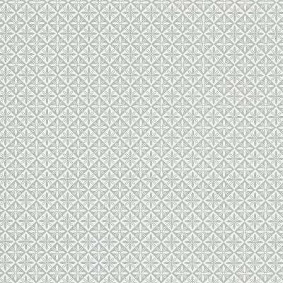 Fluge Grey Geometric Wallpaper