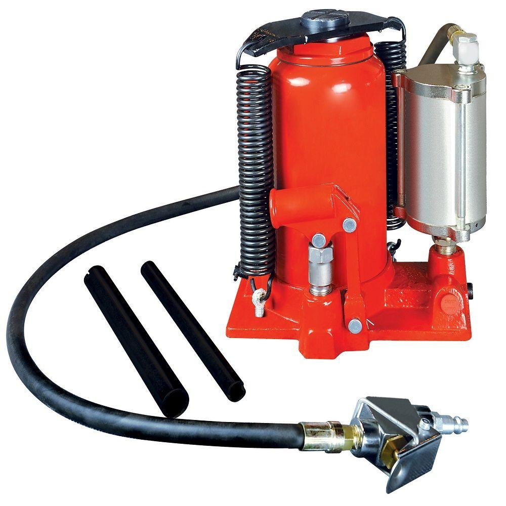 20 Ton Air/Manual Bottle Jack