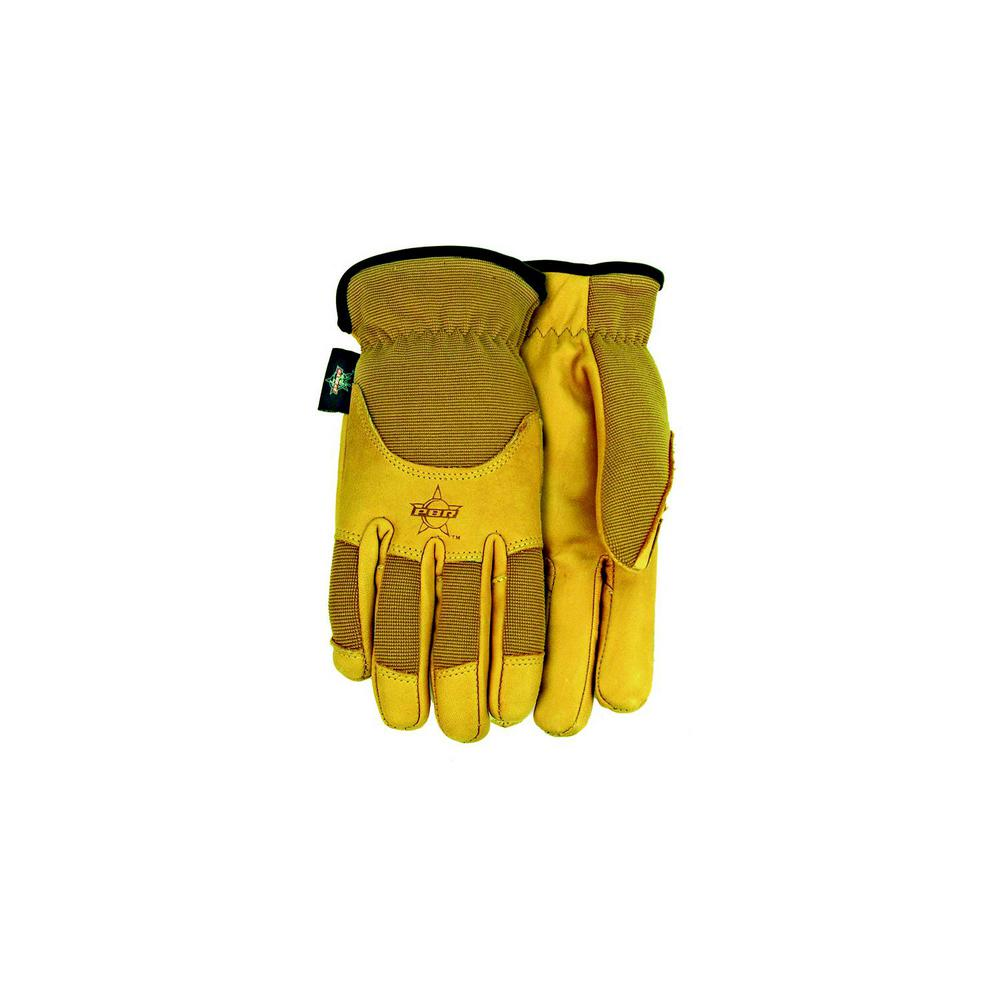 Yellow Grain Dust Spandex