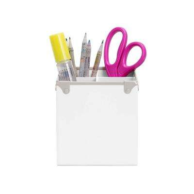 Frisco Paperboard Pencil Cup, White