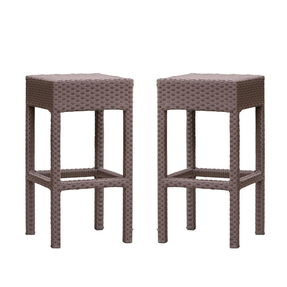 Wondrous Wood Bar Height Weather Resistant Outdoor Bar Stools Uwap Interior Chair Design Uwaporg