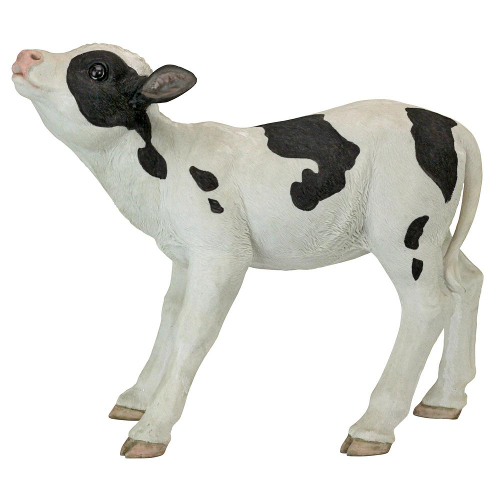 15.5 in. H Clarabelle The Cow Farm Animal Garden Statue