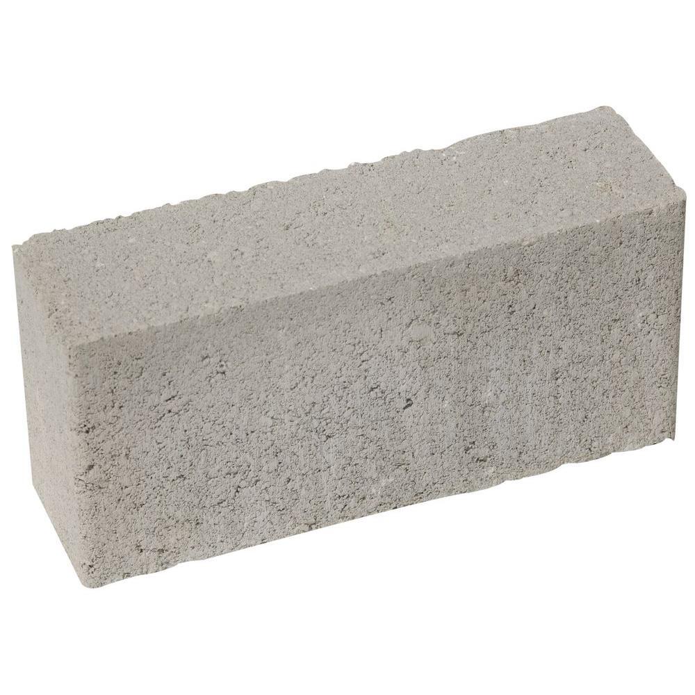 Oldcastle 7 3 4 In X 2 1 4 In X 3 3 4 In Concrete Brick