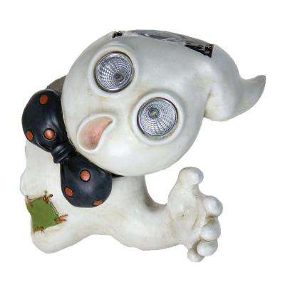 7 in. Solar Ghost Tree Hugger