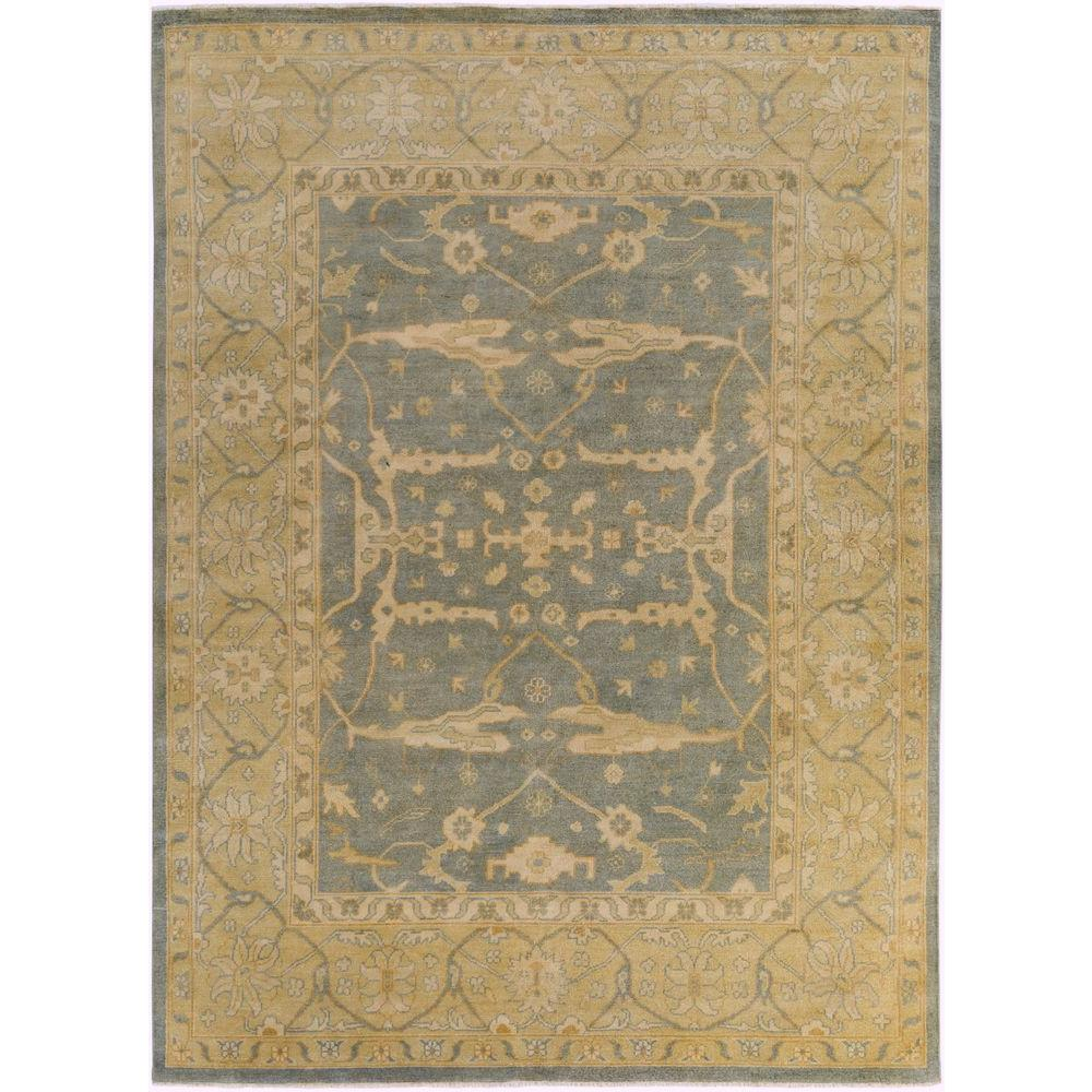 Annei Slate 2 ft. x 3 ft. Indoor Area Rug