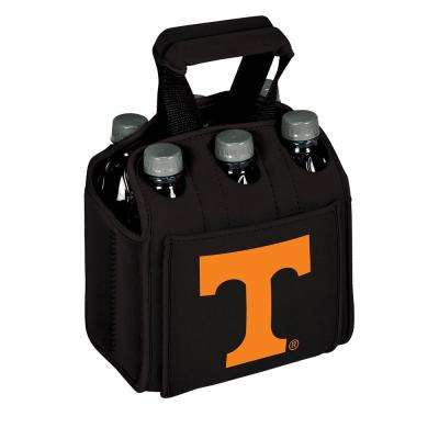 University of Tennessee Volunteers 6-Bottles Black Beverage Carrier