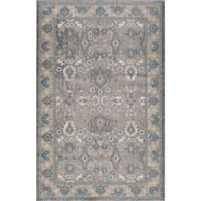 itm silver actual traditional large rug area oriental style rugs carpet persian