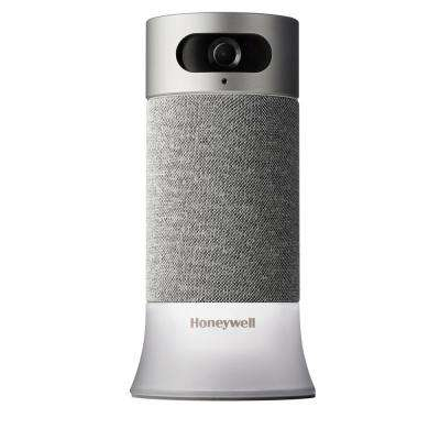 Smart Home Security Wired Indoor Base Station with 1080p Camera and Alexa On Board