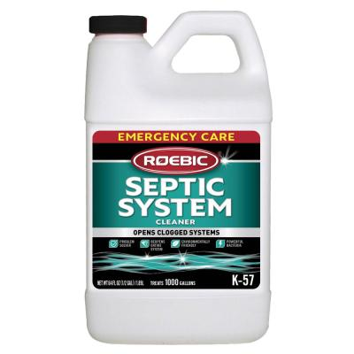 64 oz. Roebic Septic System Cleaner