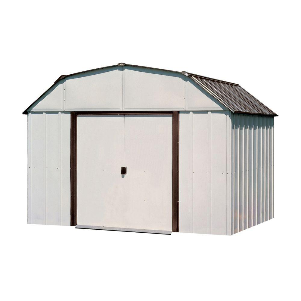 Arrow Concord 10 ft. x 8 ft. Steel Storage Building