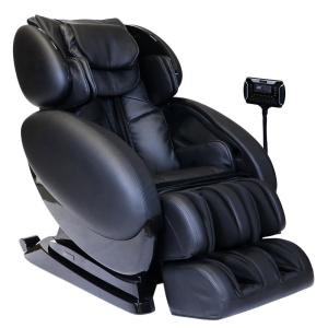 Infinity IT-8500 Black Full Body Massage Chair with Decompression Stretch and Body Scanning