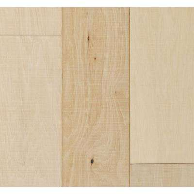 Hickory Vallejo 3/8 in. T x 6-1/2 in. Wide x Varying Length Engineered Click Hardwood Flooring (945.50 sq. ft. / pallet)