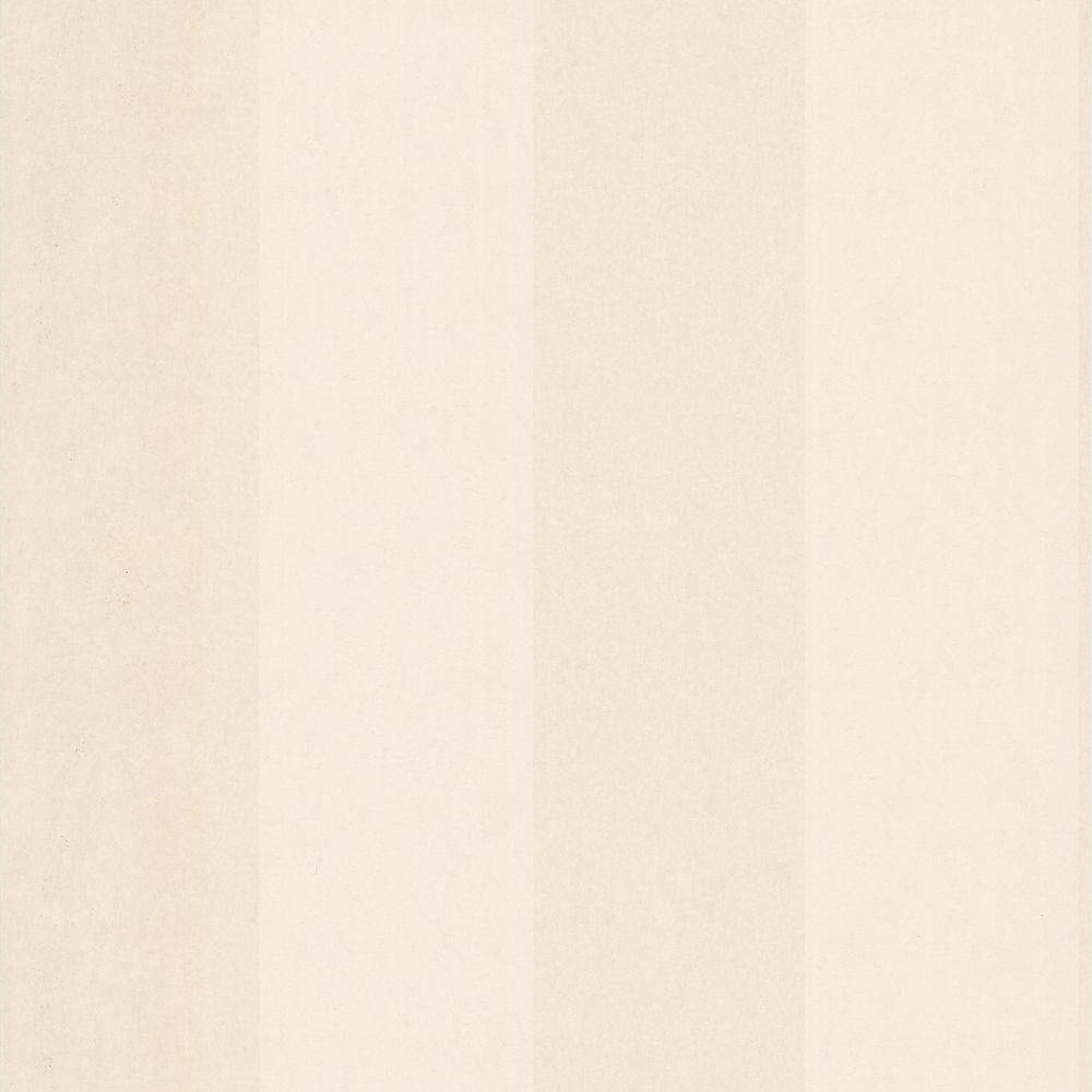 null Shimmer Champagne Stripe Wallpaper
