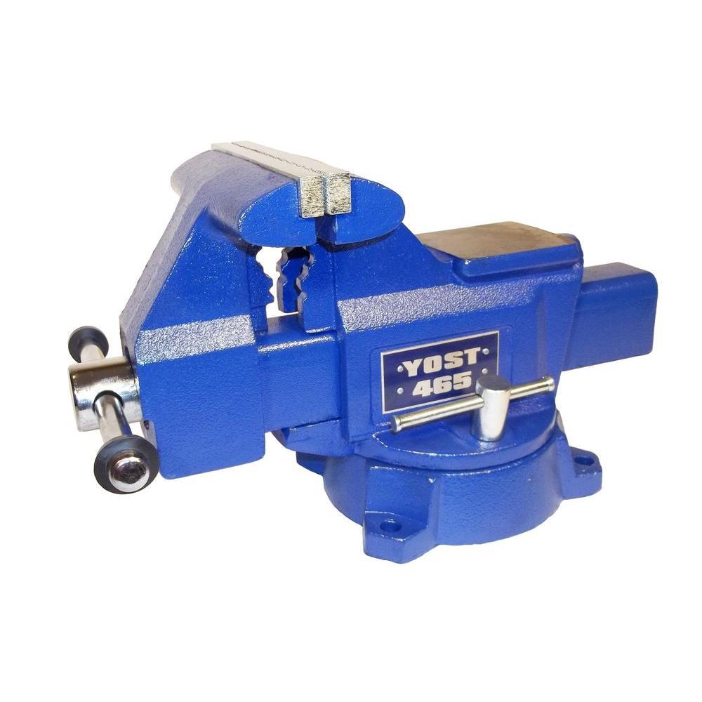 Yost 6 1 2 In Apprentice Series Utility Bench Vise 465