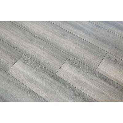 Disher Oak 8mm Thick x 8.03 in. Wide x 47.64 in. Length Laminate Flooring (21.26 sq. ft. / case)