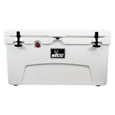75 qt. White Cooler