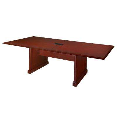 Prestige Mahogany 120 In. Rectangular Conference Table