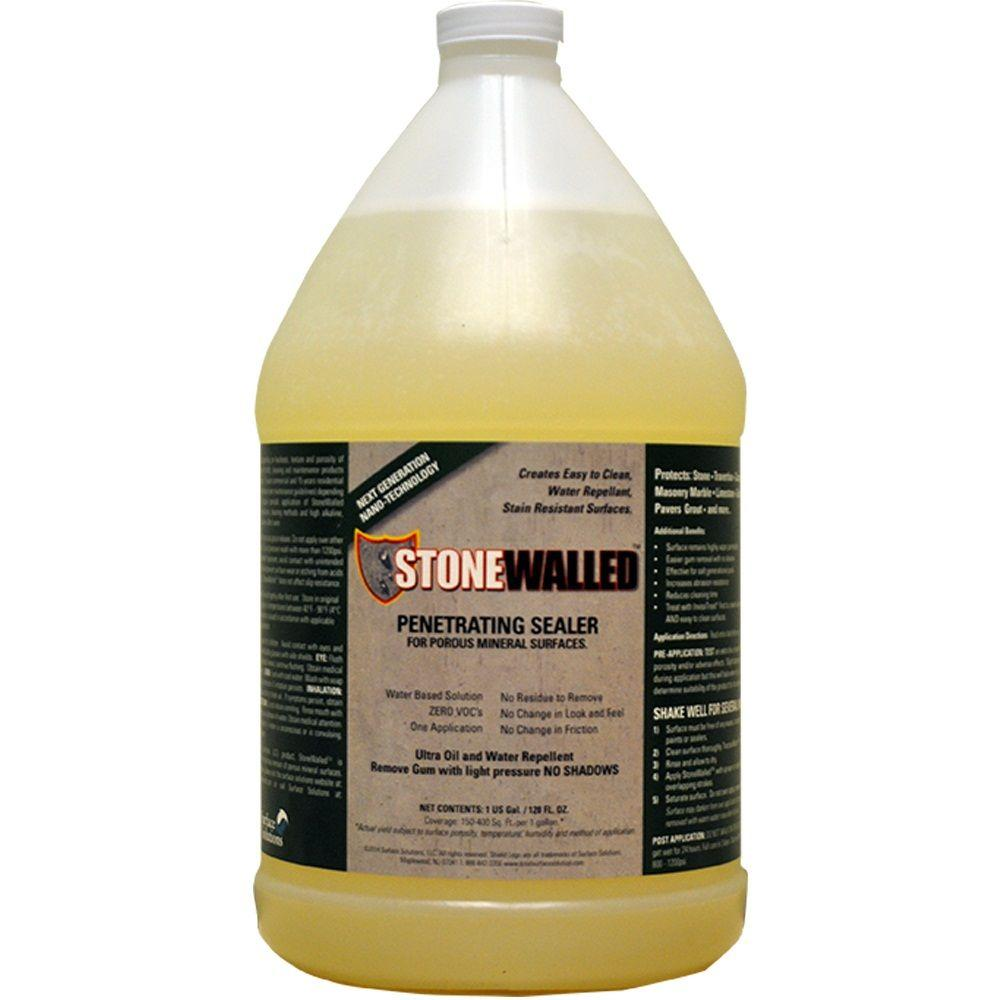 Penetrating Stone And Grout Sealer