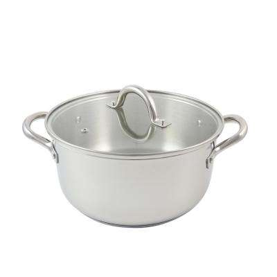 Saunders 5 Qt. Dutch Oven with Lid