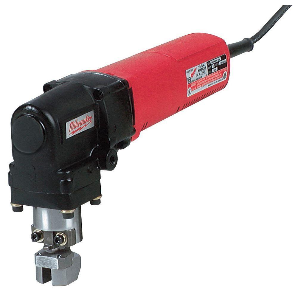 4 Amp 10-Gauge Nibbler