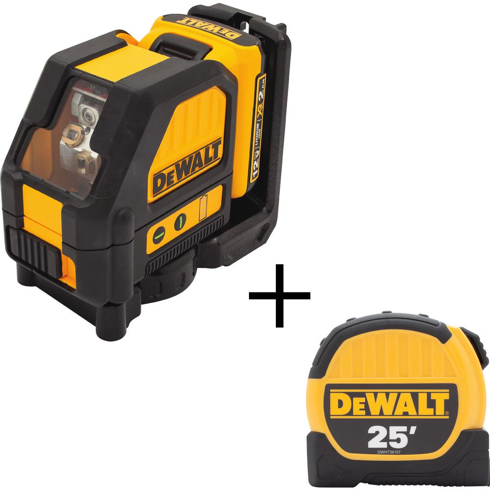 Laser Level - Measuring Tools - The Home Depot
