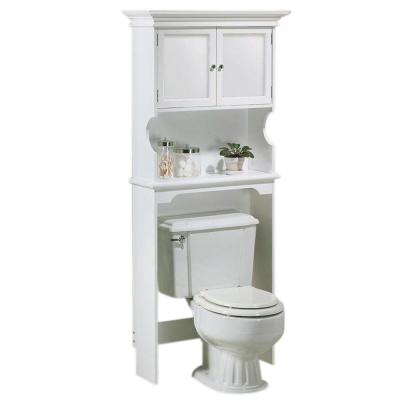 Hampton Harbor 30 in. W Space Saver in White