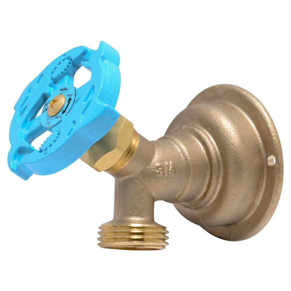 Sharkbite 3 4 In Push To Connect X Mht Brass Multi Turn Hose Bibb 24627lf The Home Depot