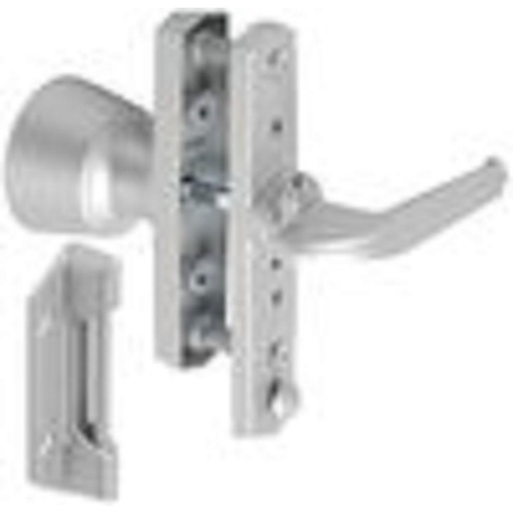 Wright Products Aluminum Universal Tulip Knob Latch V670 The Home