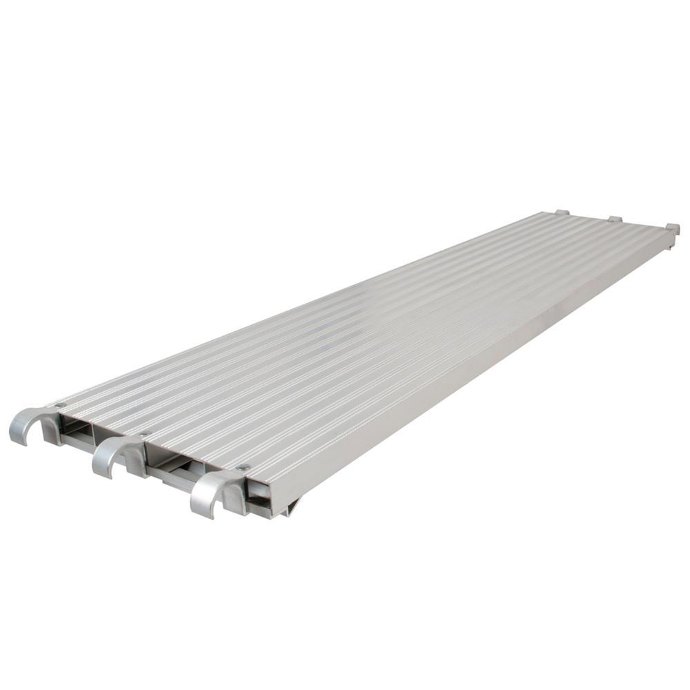 10 ft. x 19 in. All Aluminum Platform