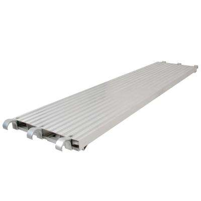10 ft. x 19 in. All Aluminum Platform