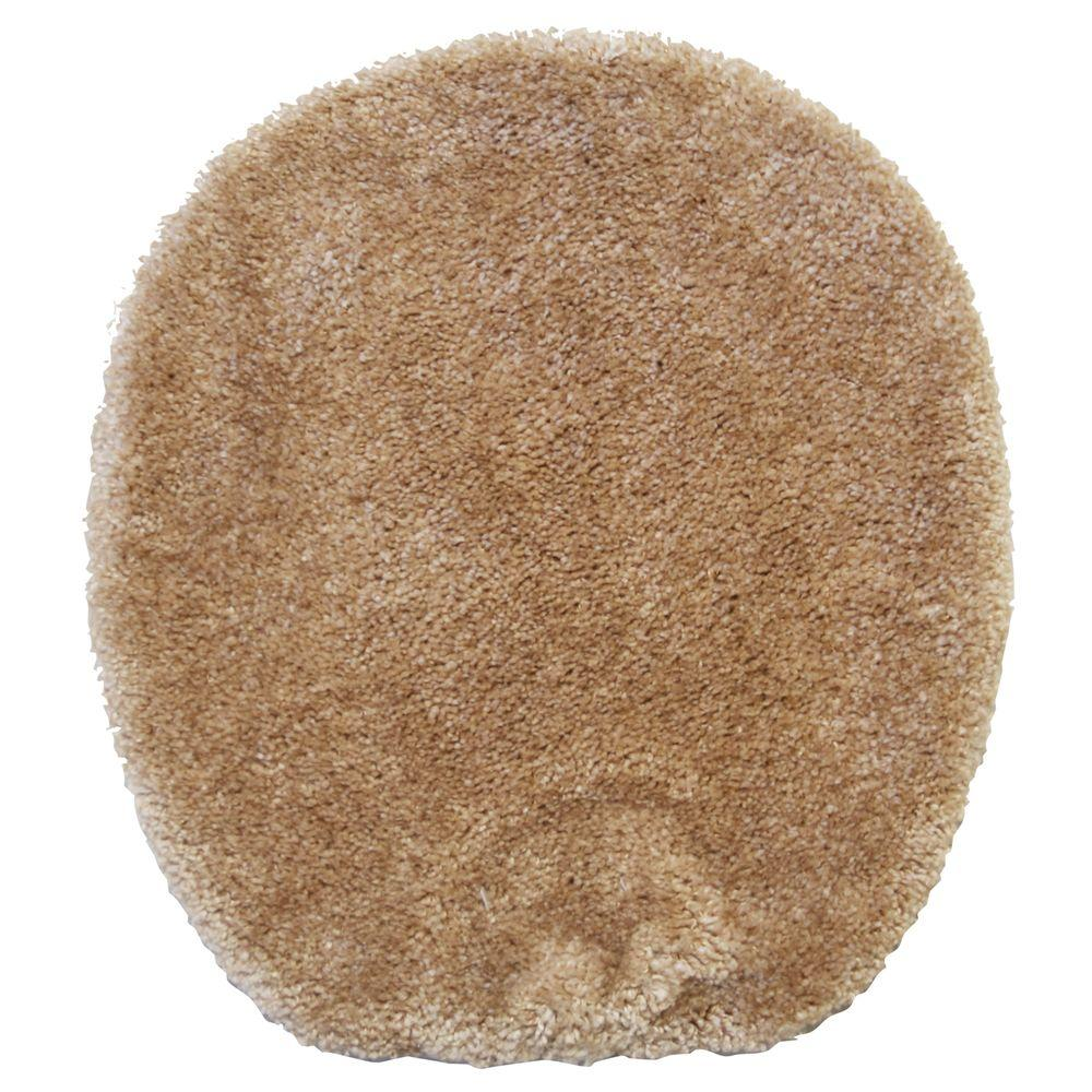 Mohawk Home Regency Sand 18.25 in. x 19.25 in. Bath Rug-DISCONTINUED