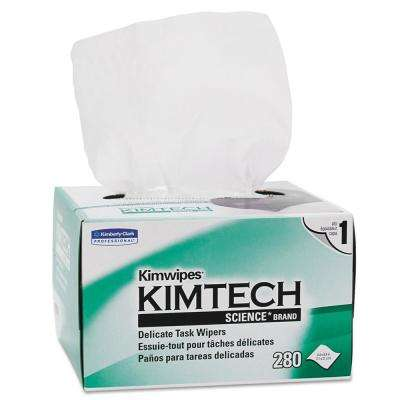 Kimtech Science Kimwipes Delicate Task Wipes (280/Box)