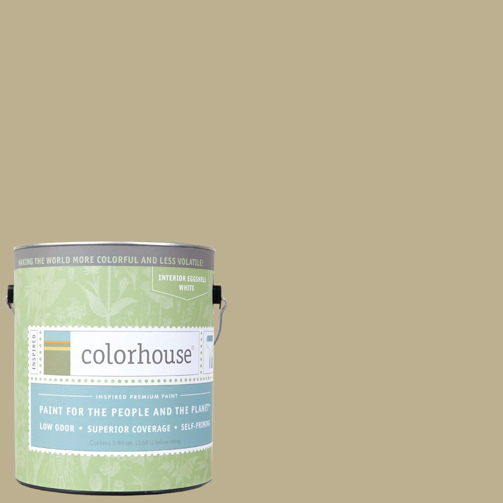 1 gal. Metal .02 Eggshell Interior Paint