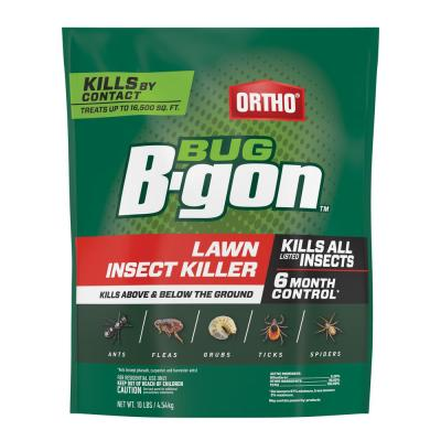 10 lbs. Bug B Gon Lawn Insect Granules