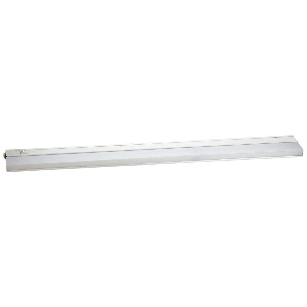Yosemite Home Decor Mabel 2-Light White Under Cabinet Light with Electronic Ballast