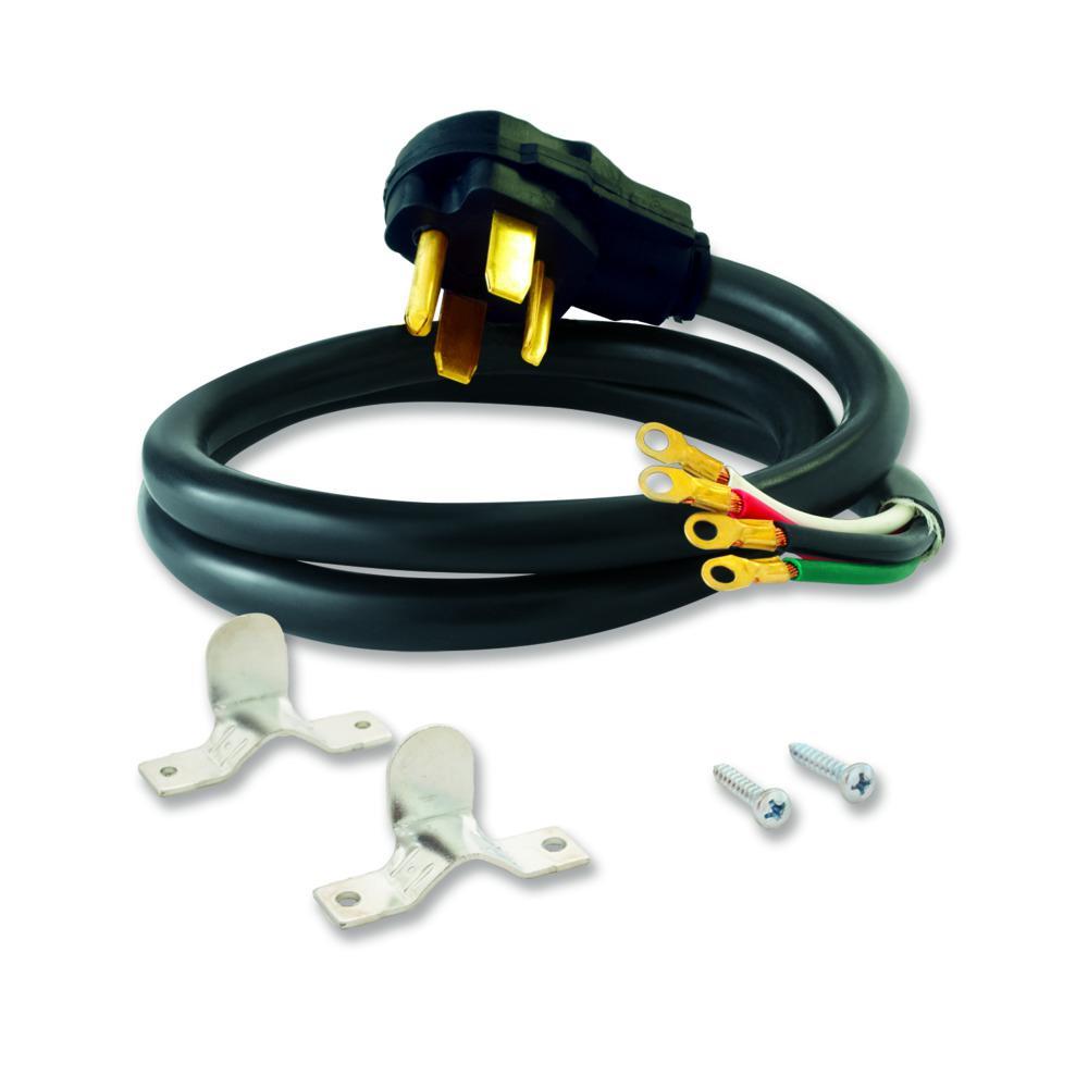 10 ft. 6/4 4-Wire Range Cord