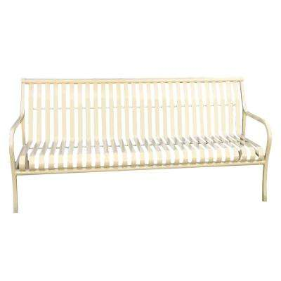 6 ft. Tan Premier Bench