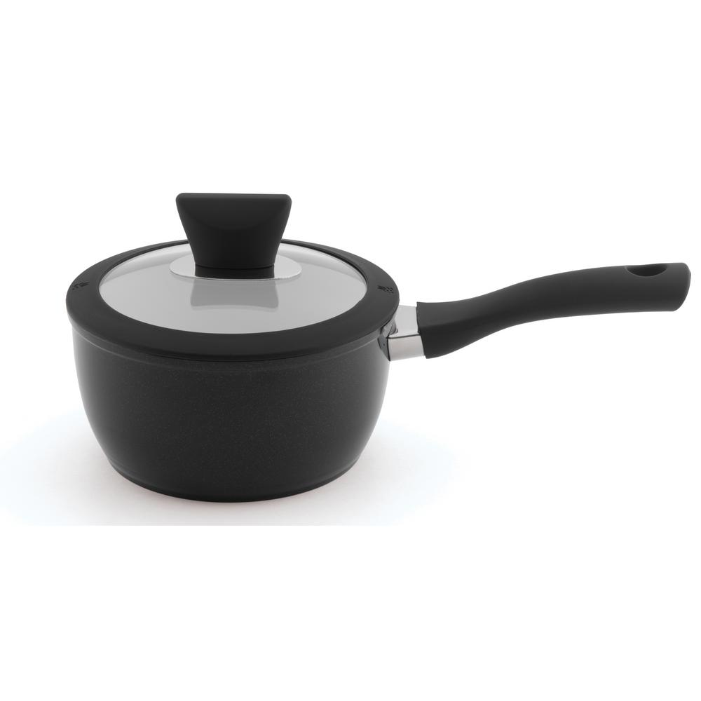 Eclipse 1.6 Qt. Aluminum Non-Stick Saucepan with Lid