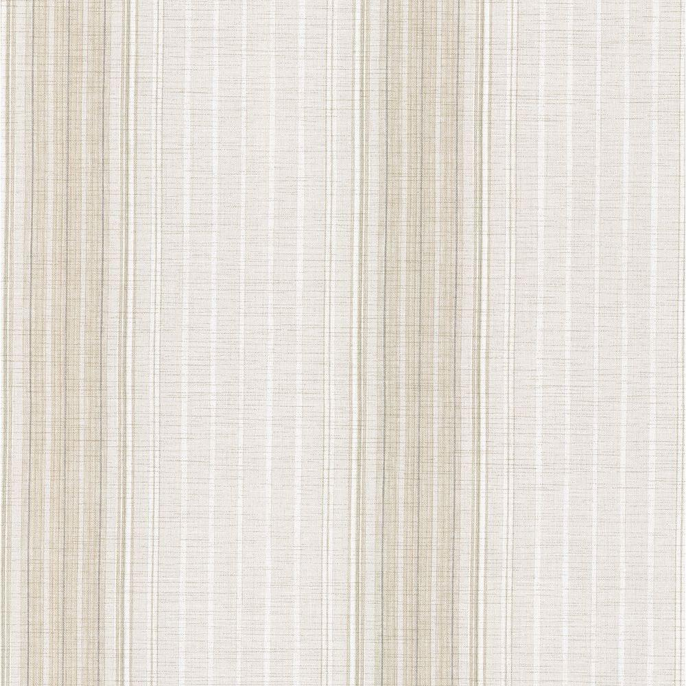 Natuche light grey linen stripe wallpaper 412 56904 the - Light blue linen wallpaper ...