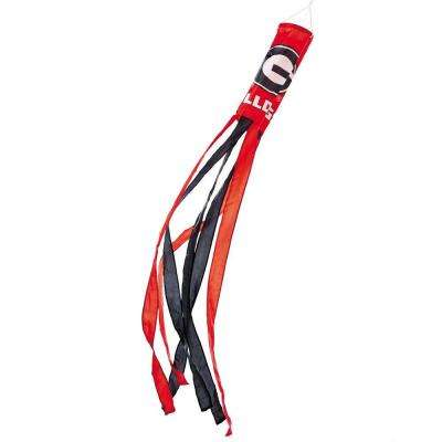 NCAA Georgia Bulldogs Wind Sock
