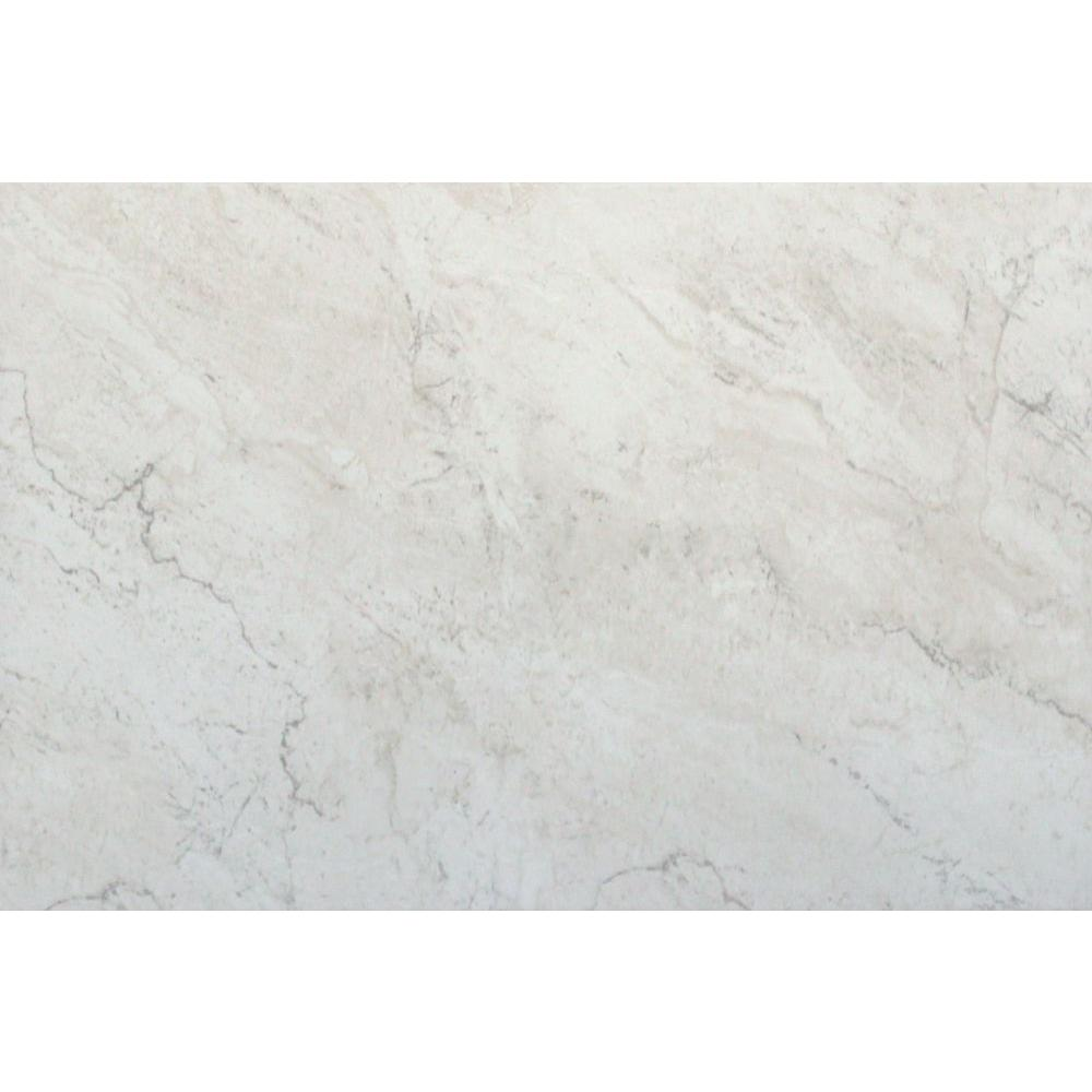 Ceramic Wall Tile: Daltile Parkwood Cherry 7 In. X 20 In. Ceramic Floor And