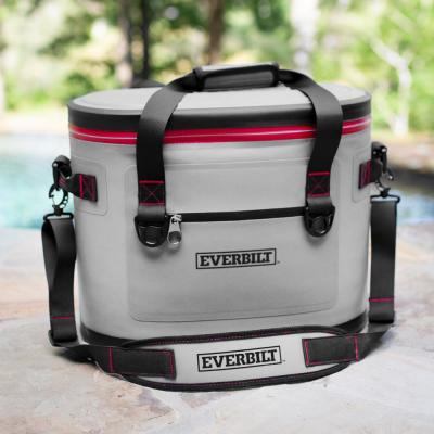 30-Can Soft-Sided Cooler Bag – Holds 22 lbs. of Ice