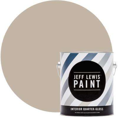 1 gal. #214 Quarry Quarter-Gloss Interior Paint