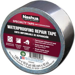 Nashua Tape 1 89 In X 10 9 Yd Waterproofing Repair Tape