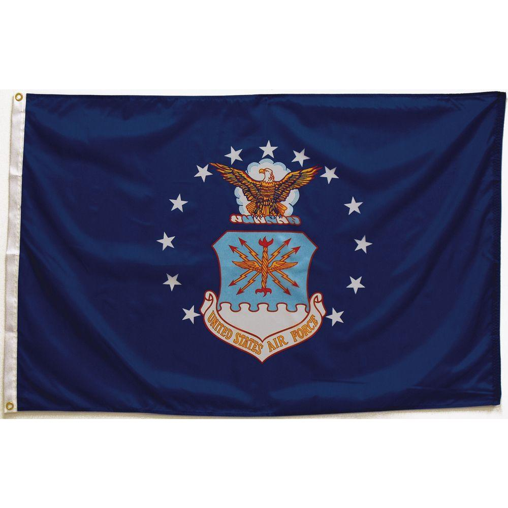 3 ft. x 5 ft. Air Force Flag