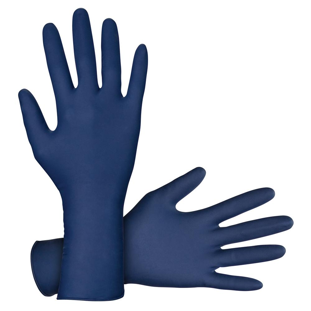 Thickster Large Powder Free 12 In 14 Mil Latex Disposable Gloves