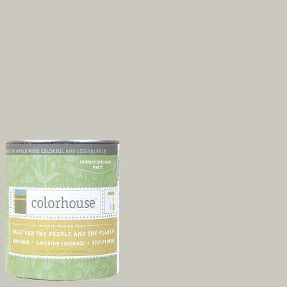 1 qt. Stone .04 Semi-Gloss Interior Paint