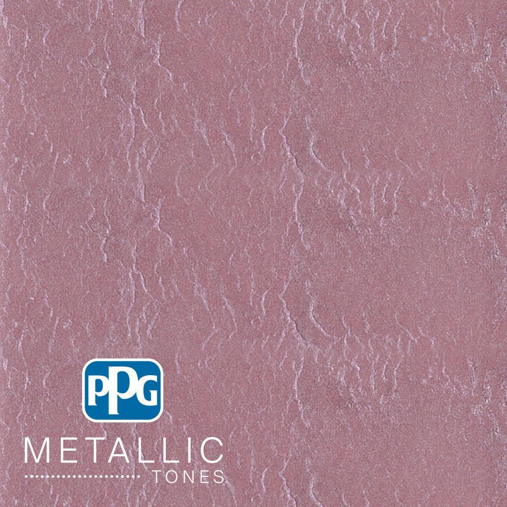 1 qt.#MTL117 Patisserie Metallic Interior Specialty Finish Paint