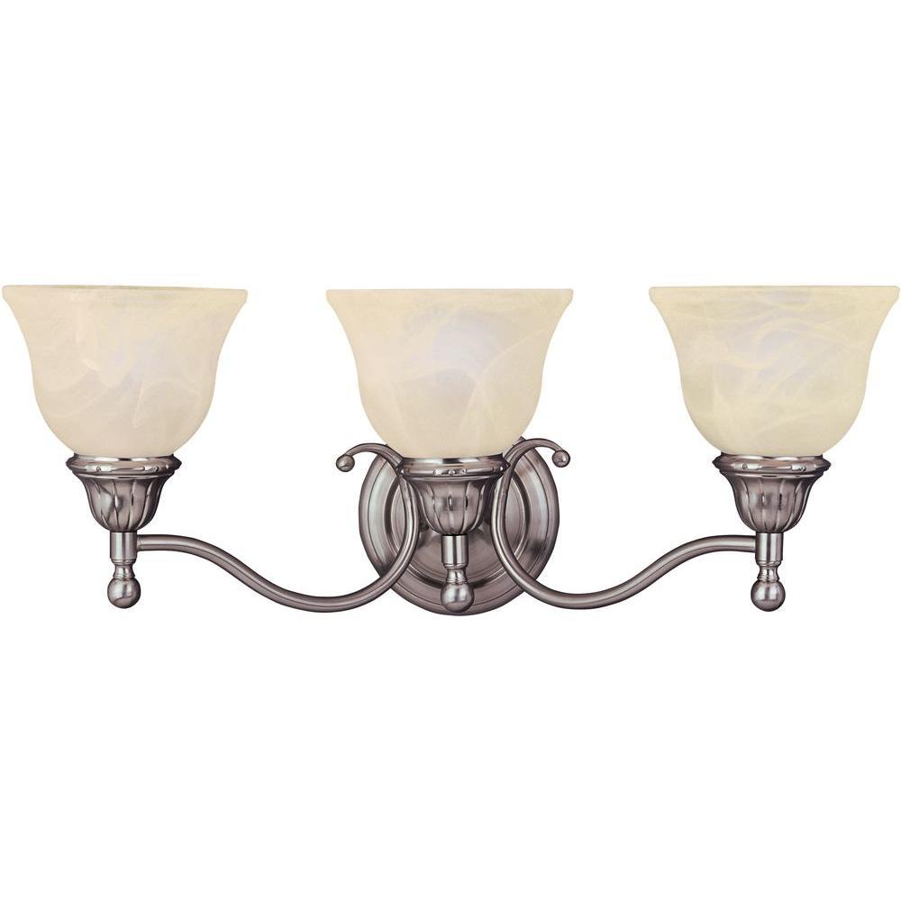 Maxim lighting soho 3 light oil rubbed bronze bath vanity for Bathroom vanity lights oil rubbed bronze